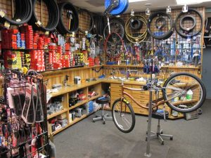 Bike shop business